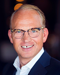 Torgeir Silseth, Chief Excecutive Officer på Nordic Choice Hotels
