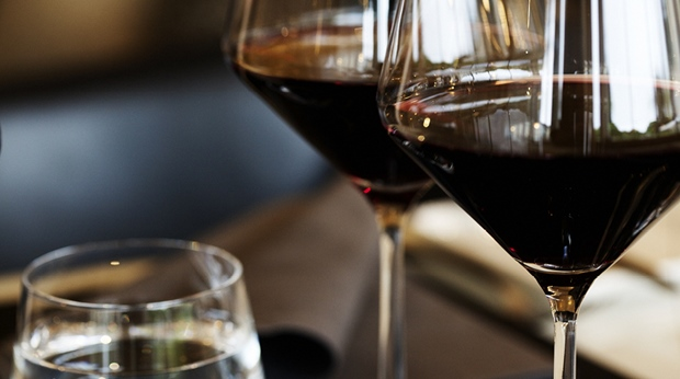 Enjoy the first-class wine served at Hotel Orebro