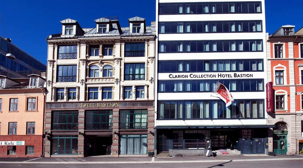 Central Hotel In Oslo Clarion Collection Hotel Bastion