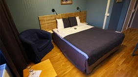 Standard single room at Comfort Hotel Bristol in Arvika