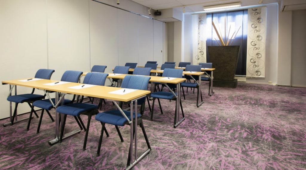 Conference room Kauffeldtsalen at Clarion Collection Hotel Grand Gjøvik in Norway