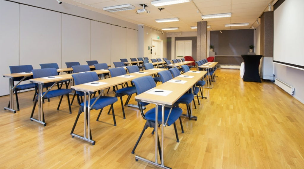 Meeting room Mjøen at Clarion Collection Hotel Grand Gjøvik in Norway
