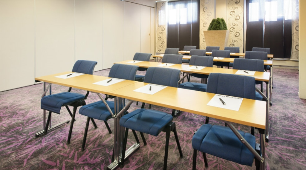 Meeting room Mustad at Clarion Collection Hotel Grand Gjøvik in Norway