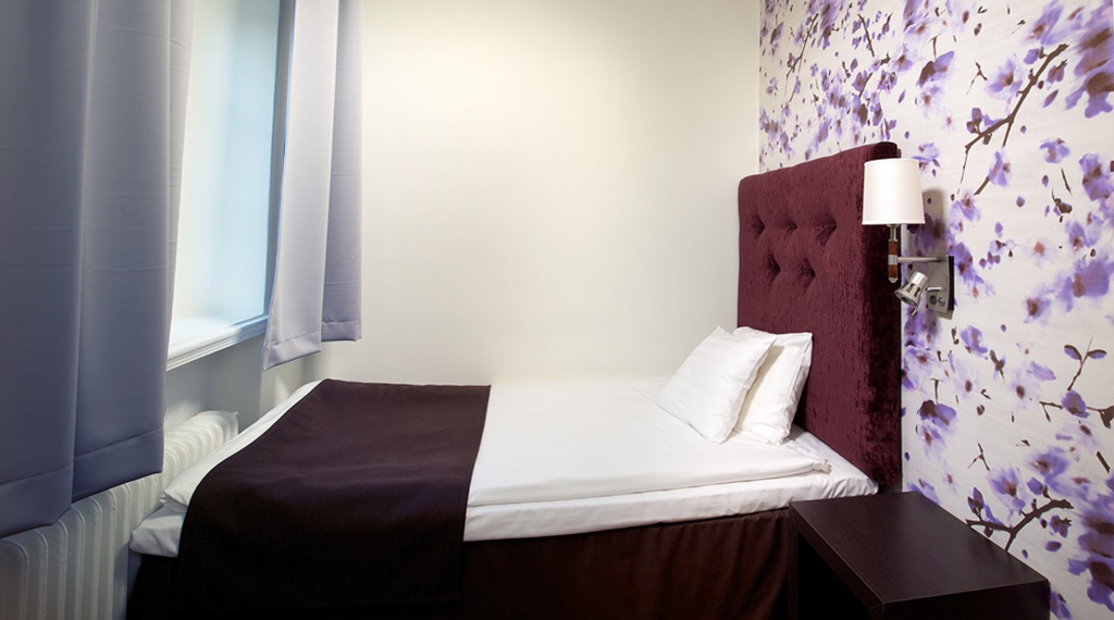 Standard single room at Grand Sundsvall Hotel in Sundsvall