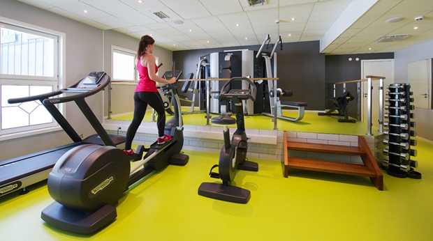 Take advantage of the latest fitness facilities at Plaza Hotel in Karlstad