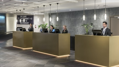 Clarion Hotel® & Congress Oslo Airport