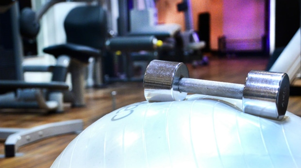 Top quality gym facilities at Amaranten Hotel in Stockholm