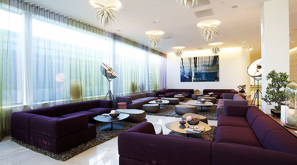 Stylish And Comfortable Lounge Like Living Room At Arlanda Hotel In  Stockholm