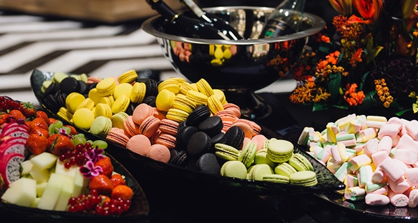 From sweet treats to fruit and veggies at Clarion Hotel Helsinki Airport