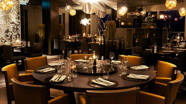 The Kitchen & Table restaurant at Sense Hotel in Lulea