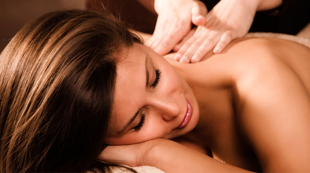 Top-quality spa massage treatment at Sense Hotel in Lulea