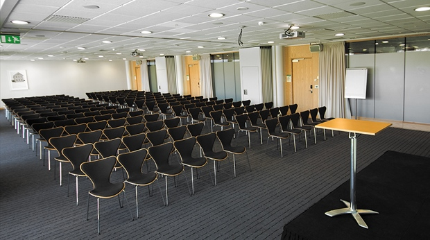 State of the art conference facilities at Sign Hotel in Stockholm