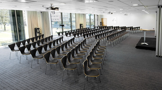 State of the art hotel conference facilities at Sign Hotel in Stockholm