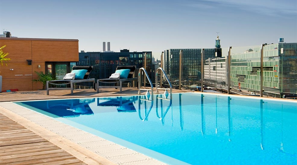 hotell stockholm pool