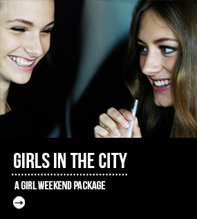 Girls in the city
