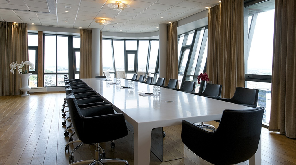 The Perspektiv conference room at Stavanger Hotel