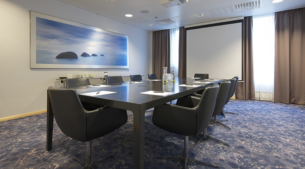 The Samspill conference room at Stavanger Hotel