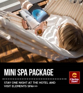 Mini spa package