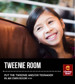Tweenie room