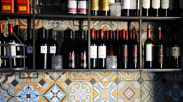 Take advantage of the top-quality wine selection at Wisby Hotel in Visby