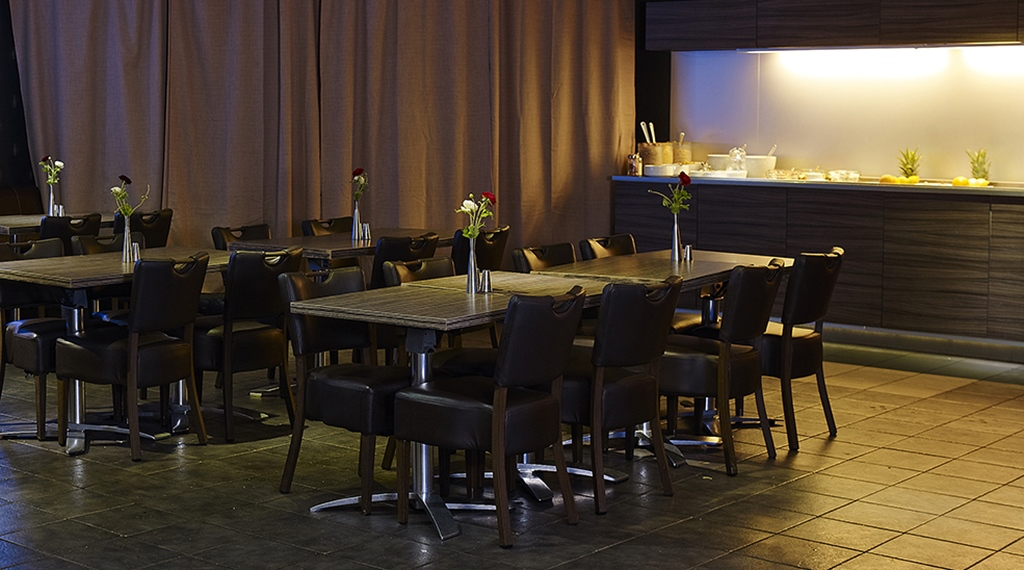 The Brasserie Restaurant at Comfort Hotel Jazz in Boras