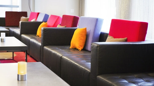 Lounge at Comfort Hotel Malmo