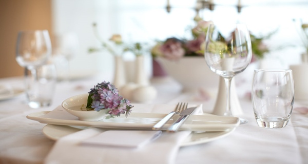 Event including first-class catering at Quality Hotel Vaxjo
