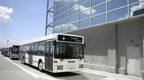 Shuttle service to Alesund Airport at Quality Waterfront Hotel in Alesund