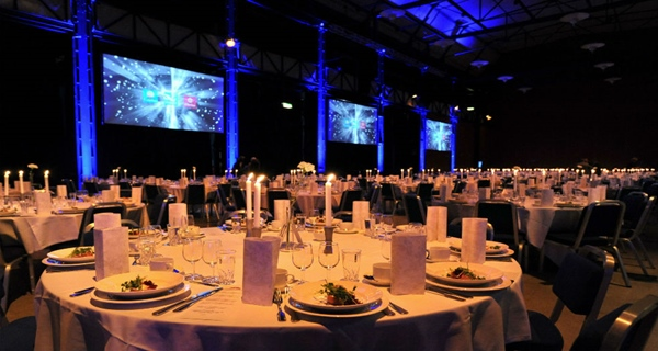 Extensive conference event and catering at Quality Hotel 11 in Gothenburg