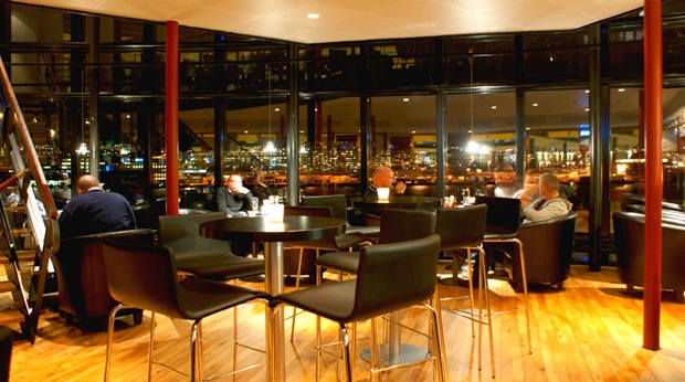 Modern and comfortable restaurant at Quality Hotel 11 in Gothenburg