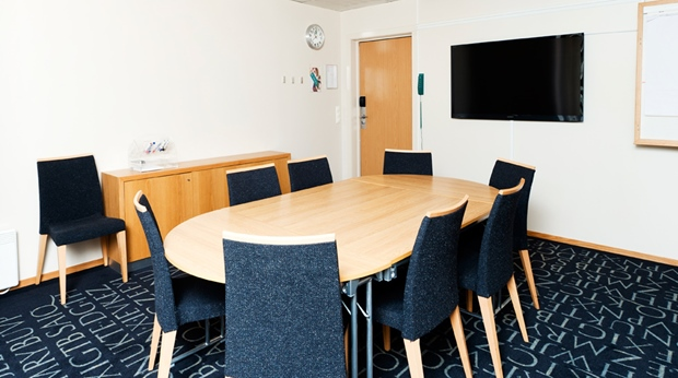 State of the art meeting facility at Quality Mastemyr Hotel in Kolbotn