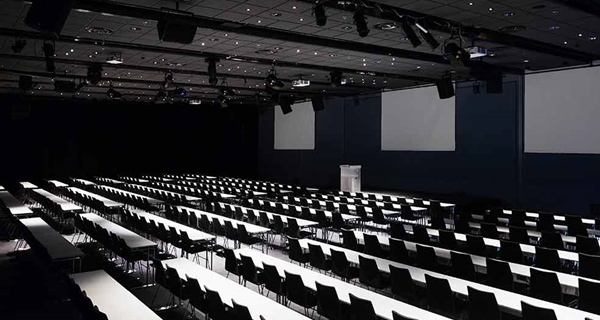The large conference room Expo Hall at Quality Hotel Expo