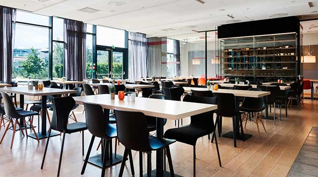 Restaurant Brasserie X at Quality Hotel Expo