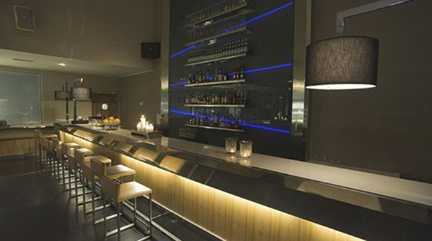 The extraordinary bar at Quality Hotel Frederikstad