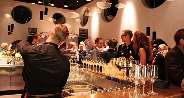 Hotel event taking place in the bar at Quality Hotel Friends in Solna