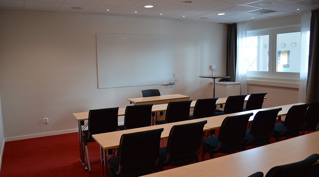 Conference room Karlavagnen fits 24 people at Quality Hotel Galaxen in Borlänge
