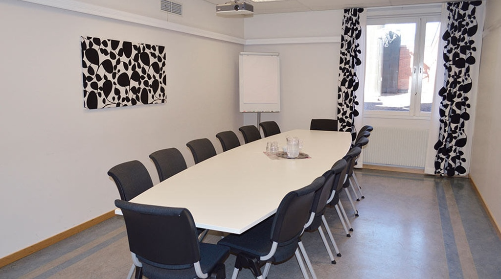 Meeting room Three with space for 14 people at Quality Hotel Galaxen in Borlänge