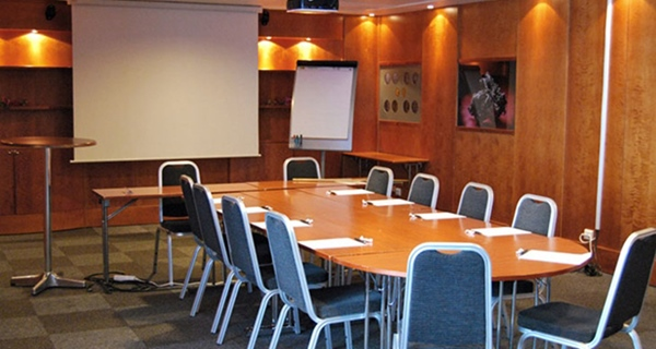 Meeting room at Quality Grand Hotel Kongsberg