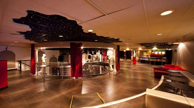 Nightclub at Quality Grand Hotel Kristianstad