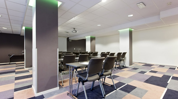 Conference room facility at Quality Grand Hotel in Kristiansund
