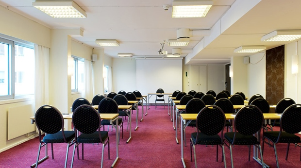 Hotel conference room facility at Quality Grand Hotel in Kristiansund