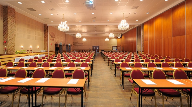 The Royal Hall conference facility at Quality Grand Hotel in NarvikThe Royal Hall conference facility at Quality Grand Hotel in Narvik