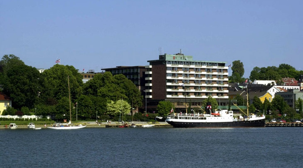 The nearby attractions include the beautiful Byfjorden at Quality Klubben Hotel in Tonsberg