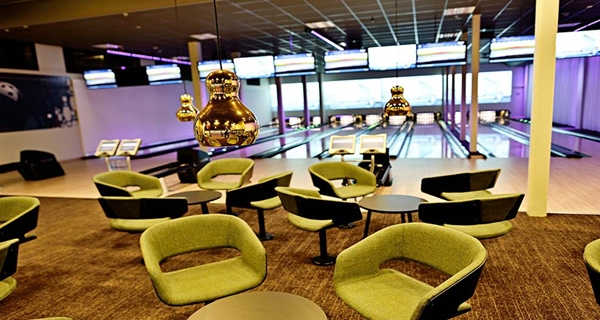 Bowling at Quality Lapland Hotel in Gallivare