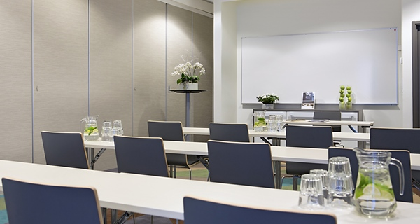 Modern and well-equipped conference facility at Quality Hotel Lulea