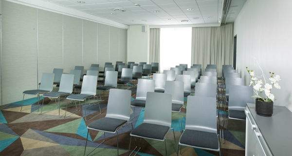 Modern conference room at Quality Hotel Lulea