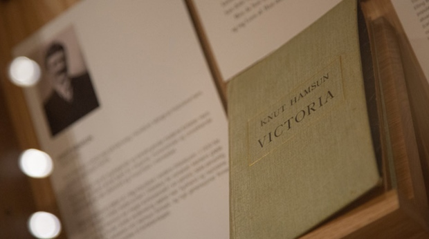 Enjoy the famous novel Victoria by Knut Hamsun at Quality Olavsgaard Hotel in Skjetten