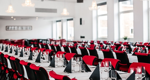 Conference catering for large groups at Quality Stadshotell Hotel in Skelleftea
