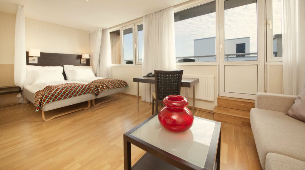 Rooms And Room Types Quality Hotel Strand Gj 246 Vik
