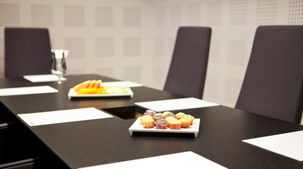 Comfortable and modern conference facility at Quality Waterfront Hotel in Alesund